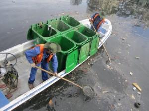 Dịch vụ rút hầm cầu các quận xung quanh kênh Nhiêu Lộc